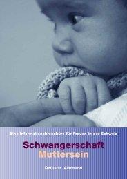 Eine Informationsbroschüre Für Frauen In Der Schweiz ...