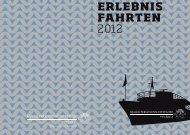 ERLEBNISFAHRTEN 2012 - Integration BS/BL