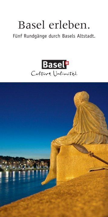 Basel erleben.