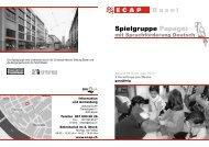 Basel Spielgruppe Papagei - Integration BS/BL