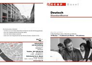 Basel Deutsch - Integration BS/BL