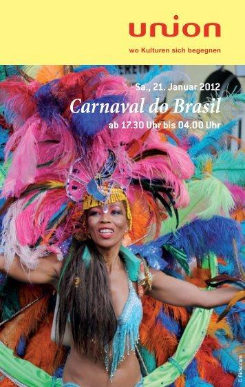 Carnaval do Brasil - Integration BS/BL