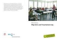 Migration und Traumatisierung - SFH