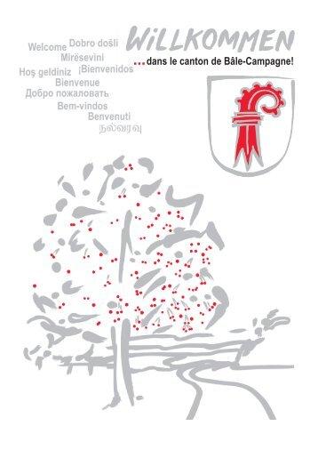 dans le canton de Bâle-Campagne! - Kanton Basel-Landschaft