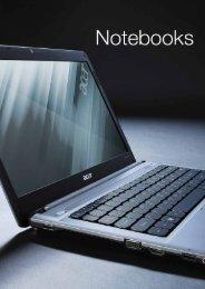 Notebooks Acer Spezial - bei Datatech Ihrem IT-Systemhaus
