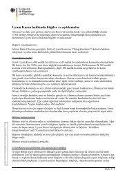 Uyum Kursu hakkında bilgiler ve açıklamalar - Integration in Wuppertal