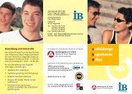 Ausbildungsbegleitende Hilfen - Integration in Wuppertal