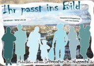 Flyer - Integration in Wuppertal