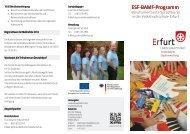 ESF-BAMF 2011_.pub - Integration und Migration in Thüringen