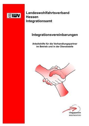 Integrationsvereinbarungen - Integrationsamt