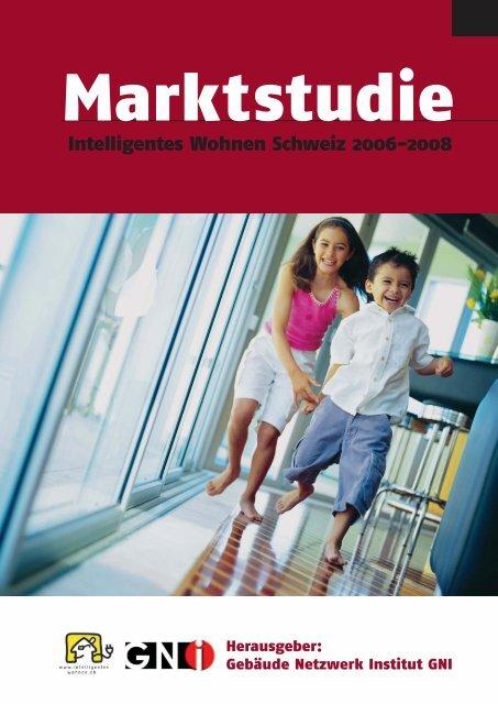 Marktstudie als PDF - Intelligentes Wohnen