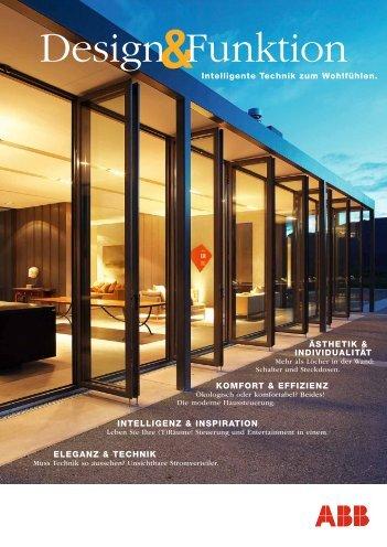 Design&Funktion - Intelligentes Wohnen