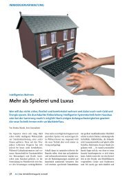 Das Immobilienmagazin 10/2008 - IVD