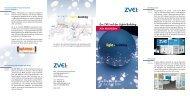Light and Building Flyer ZVEI - Intelligentes Wohnen
