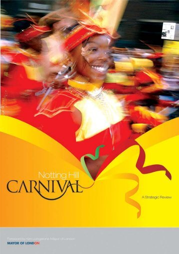 Notting Hill Carnival Strategic Review - Intelligent Space