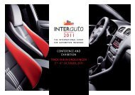 6TH ocTobEr, 2011 - INTERauto