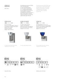 OPTIMAL CUP Wandleuchten Wall Lamps For 35W HIT ... - Inter-Lux