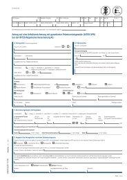(INTER UPR) bei der INTER Allgemeine Versicherung AG