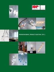 Produktübersicht 2011 - Steng Licht