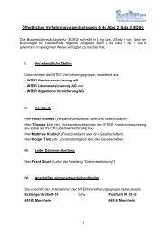 Öffentliches Verfahrensverzeichnis_Stand März 2013 - Inter