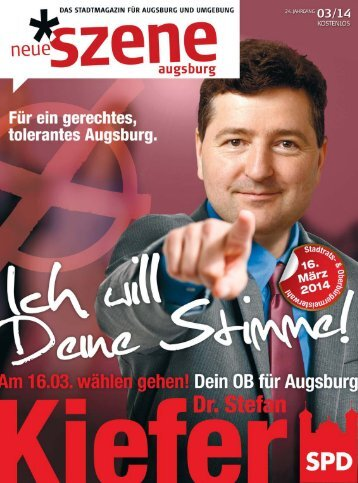 Neue Szene Augsburg 2014-03