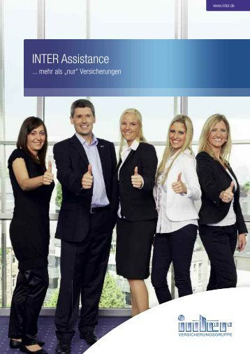 Broschüre - Inter