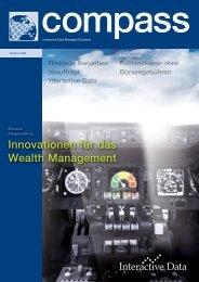 Compass Ausgabe 4/2008 - Interactive Data