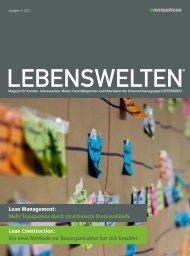 Lebensweltenmagazin 2. Ausgabe 13 - Interboden