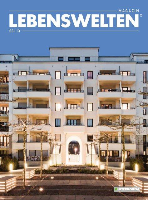 Lebensweltenmagazin 3. Ausgabe 13 - Interboden