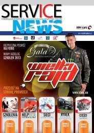 SERVICE NEWS nr 24/luty 2013 - Inter Cars SA