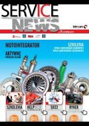 SERVICE NEWS nr9/listopad 2011 - Inter Cars SA