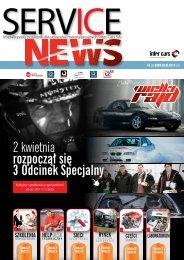 SERVICE NEWS nr 26/kwiecien 2013 - Inter Cars SA