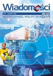 Wiadomości 9/2004 - Inter Cars SA