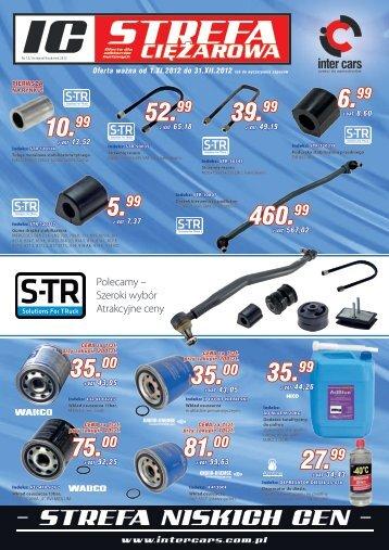 listopad - grudzień 2012 (pdf) - Inter Cars SA