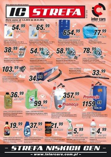 pażdziernik - listopad 2012 (pdf) - Inter Cars SA