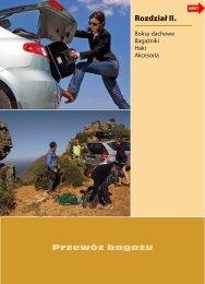 Przewóz bagażu Rozdział II. - Inter Cars SA