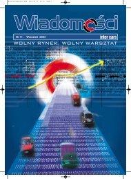 Wiadomości 11/2004 - Inter Cars SA