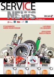 SERVICE NEWS nr5/czerwiec 2011 - Inter Cars SA