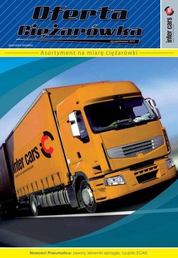 Asortyment na miarę ciężarówki - Inter Cars SA