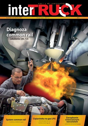 Diagnoza common rail - Inter Cars SA