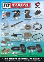 Oferta ważna od 18.IV.2011 do 31.V.2011 - Inter Cars SA