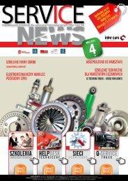 SERVICE NEWS nr4/maj 2011 - Inter Cars SA