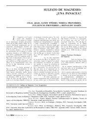 sulfato de magnesio - Interciencia