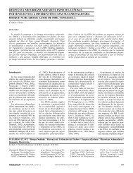 Respuesta micorrízica de siete especies leñosas ... - Interciencia
