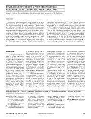 evaluación de fungicidas y productos vegetales en el ... - SciELO