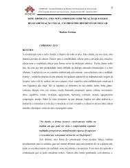 UMA NOVA FORMA DE COMUNICAÇÃO QUE EXIGE ... - Intercom