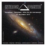 Für Die Astronomie - Astromarkt