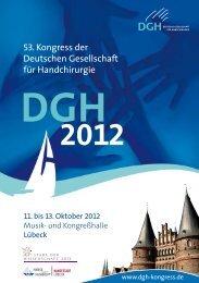 Hauptprogramm herunterladen - DGH