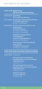 Sportmedizintage - Intercongress GmbH - Seite 4