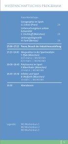 Sportmedizintage - Intercongress GmbH - Seite 5